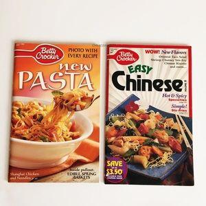 Vintage 90s Betty Crocker Cook Recipe Books Maga.